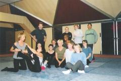 cours de Gym en 2002