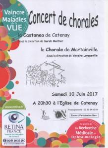 affiche concert juin 2017