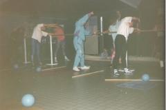 cours de Gym en 1990
