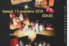 AFFICHE THEATRE 11 2018
